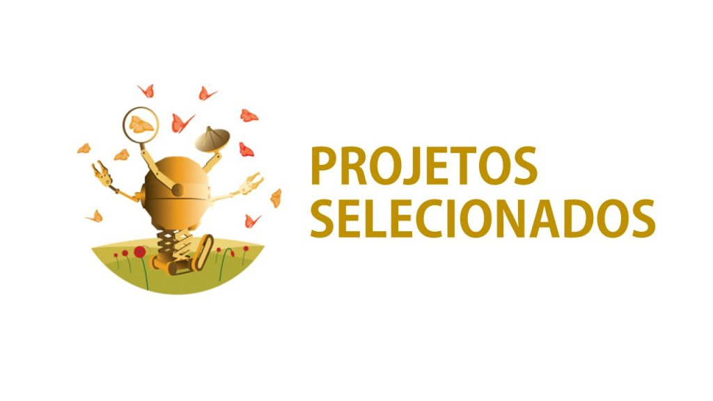 Listas dos Projetos Selecionados, pelos Júris Regionais, para a Fase de Desenvolvimento