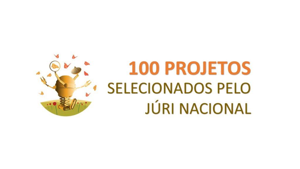 Lista dos 100 Projetos Selecionados para a Mostra Nacional 2016/2017