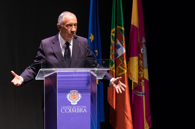 """""""Qual o melhor e maior país do mundo? Portugal"""" – Marcelo Rebelo de Sousa"""