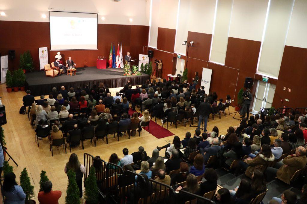 """Cerimónia de Entrega de Prémios da 16ª Edição do Prémio Fundação Ilídio Pinho """"Ciência na Escola"""""""